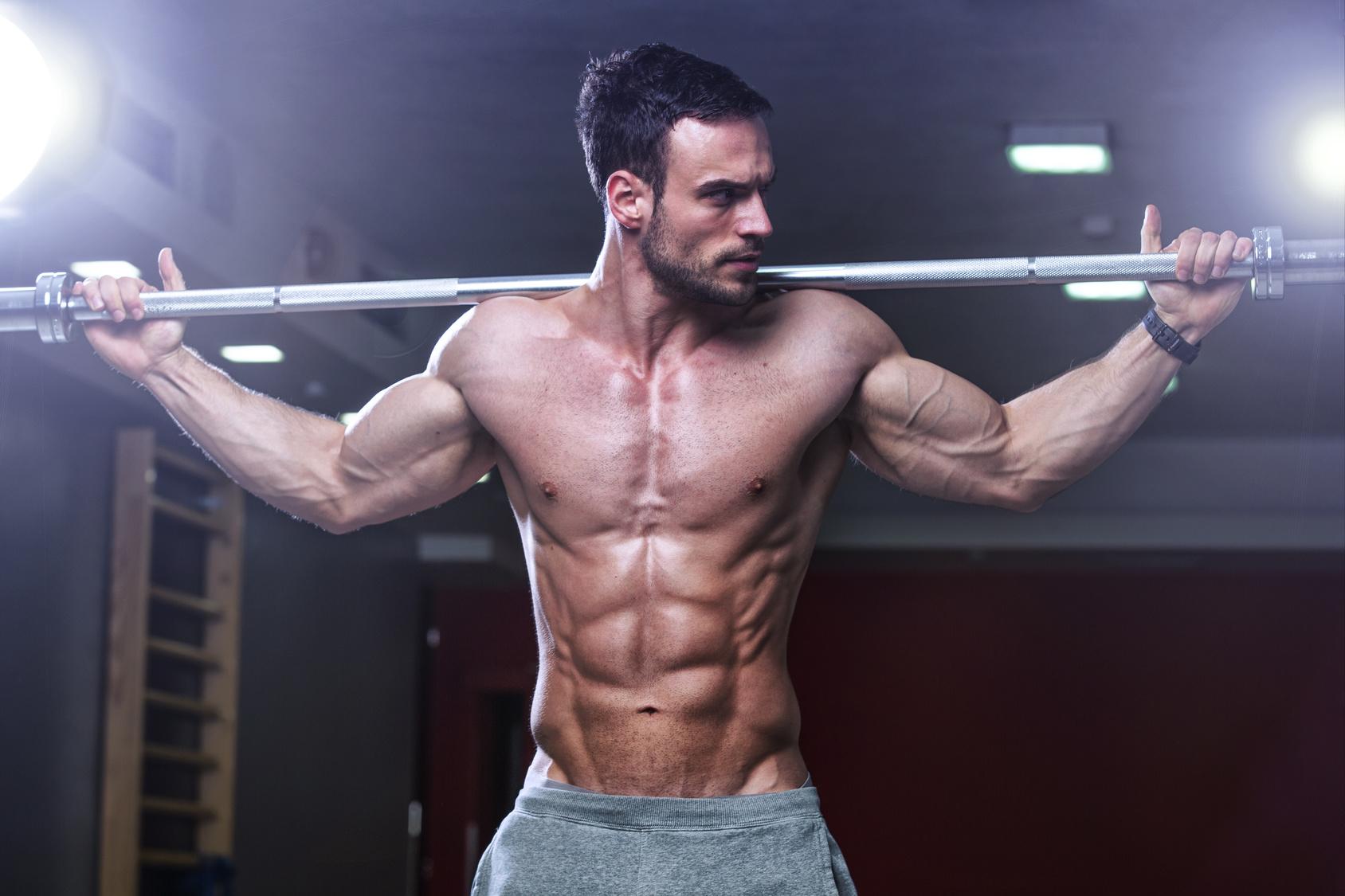 Güçlü ve Atletik Bir Vücut Yapmak 3