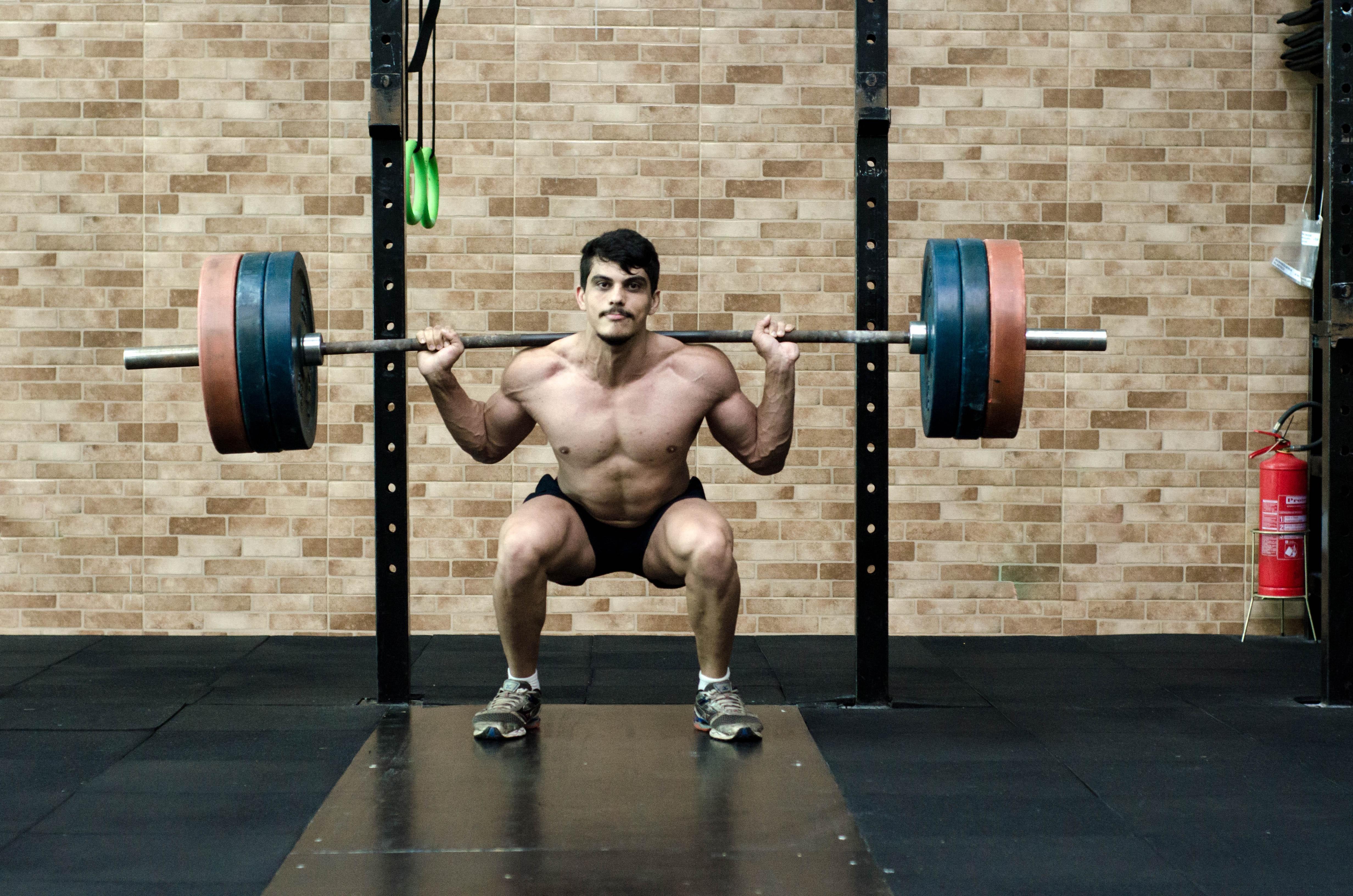 Vücut geliştirme çalışmalarında en popüler temel egzersizler 55